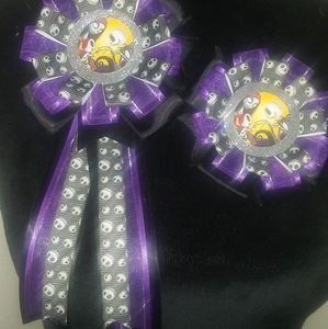 Mommy Daddy Nightmare Before Christmas Corsages
